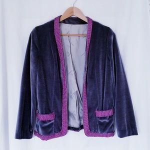 Cerruti Velvet Jacket